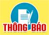 [Thông báo HS 12] Nhận giấy CN Tốt nghiệp tạm thời, CN kết quả thi, Học bạ