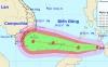 Thông báo phòng, chống bão Tembin